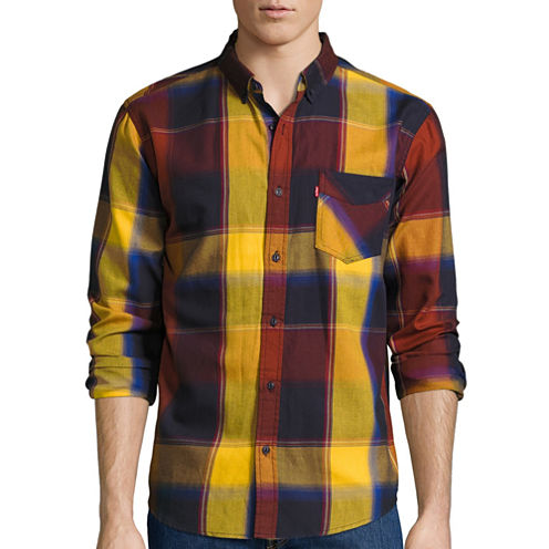 Levi's Button-Front Shirt