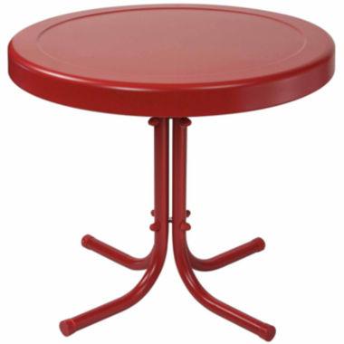 jcpenney.com | Retro Metal Patio Side Table