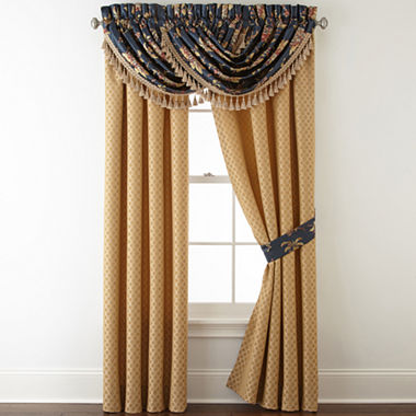 Croscill Classics® Calice 2-pack Rod-Pocket Curtain Panel - JCPenney