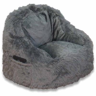 Faux Fur Bean Bag Chair Jcpenney