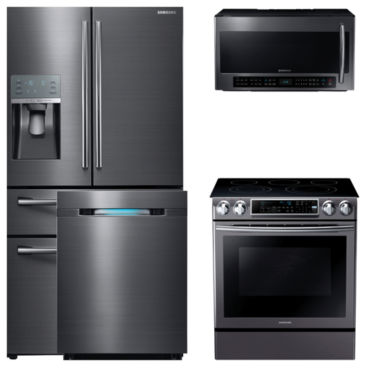 jcpenney.com | Samsung 4-pc. Electric Kitchen Package - Black Stainless