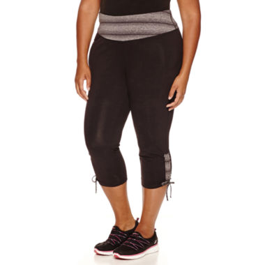 jcpenney.com | Made For Life Jersey Workout Capris