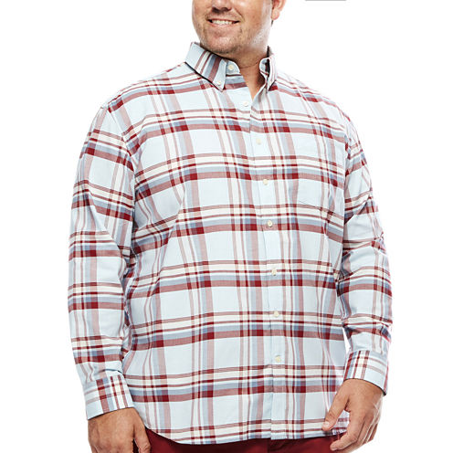 The Foundry Supply Co.™ Long-Sleeve Oxford Shirt