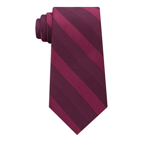 Stafford Executive Solid Stripe Tie
