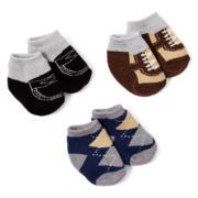 Wendy Bellissimo™ 3-pk. Socks - Boys