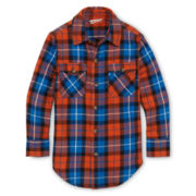 Arizona Flannel Shirt - Boys 6-18