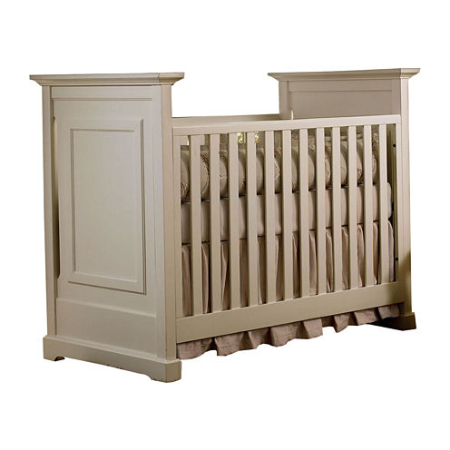 Muniré Furniture Chesapeake Classic Crib - Light Gray