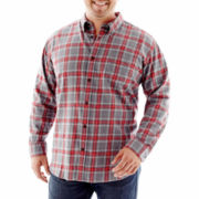The Foundry Supply Co.™ Flannel Shirt–Big & Tall