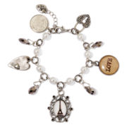 Messages from the Heart® by Sandra Magsamen® Charm Bracelet