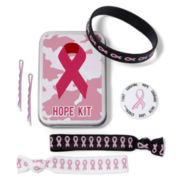 Breast Cancer Awareness Pink Ribbon Hope Kit