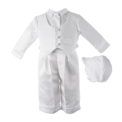 Keepsake Satin Christening Pants Set Boys newborn 24m