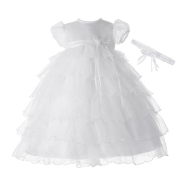 jcpenney.com | Keepsake® Christening or Baptism Dress - Girls newborn-12m