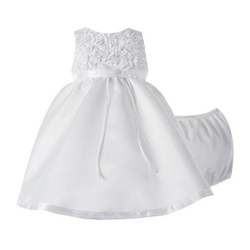 Keepsake® Christening Dress Set - Girls newborn-12m