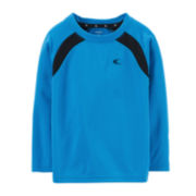Carter's® Long-Sleeve Knit Athletic Tee – Boys 5-7