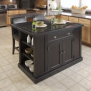 Atlantic Bay Kitchen Island Collection