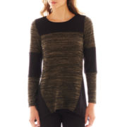 Alyx® Long-Sleeve Colorblock Tunic Sweater