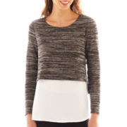 Alyx® Long-Sleeve Layered Sweater