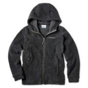 Columbia® Zip-Front Fleece Hoodie - Boys 6-18