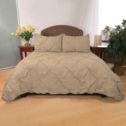 Park B. Smith Pouf 3-pc. Comforter Set