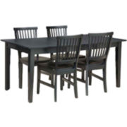 Maxwell 5-pc. Rectangle Dining Set