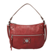 Relic® Prescott Top-Zip Shoulder Bag