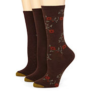 Gold Toe® 3-pk. Crew Socks