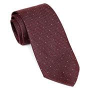 Stafford® Textured Dot Tie