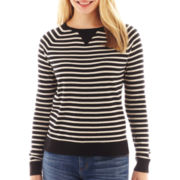 a.n.a® Essential Crewneck Sweater - Petite