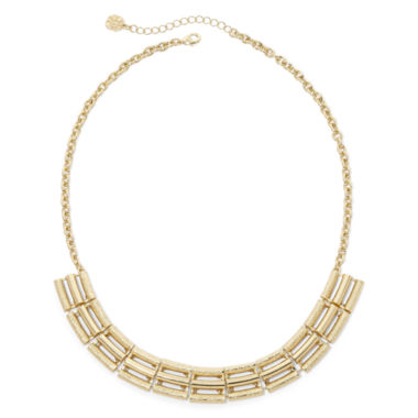 jcpenney.com | Monet® Gold-Tone Collar Necklace