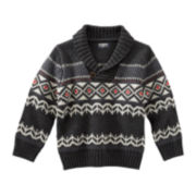 OshKosh B'gosh® Fair Isle Sweater - Preschool Boys 4-7