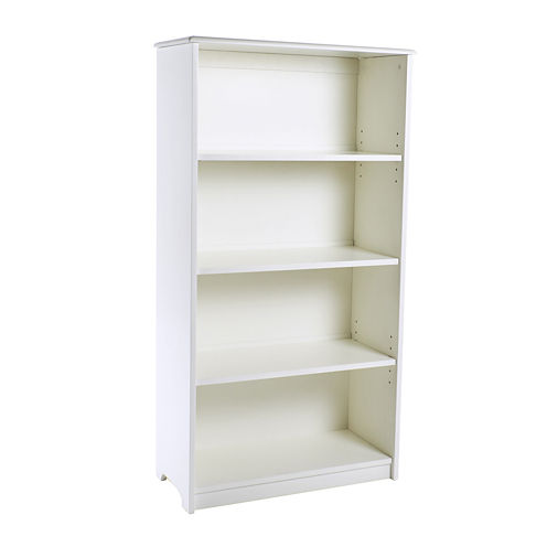 "Guidecraft 48"" Bookshelf - White"