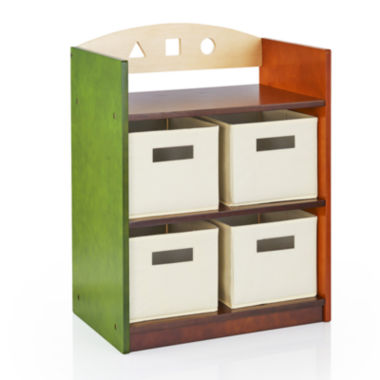 jcpenney.com | Guidecraft See and Store Bookshelf