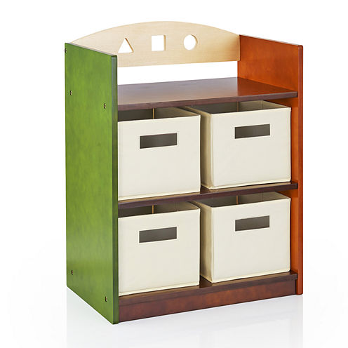 Guidecraft See and Store Bookshelf