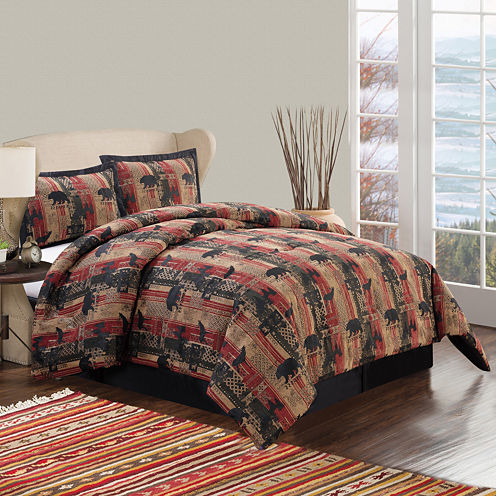 Rhineback 4-pc. Comforter Set