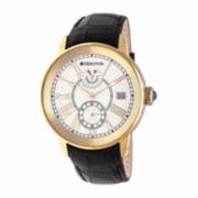 Seiko® Mens Two-Tone Titanium Solar Chronograph Watch SSC392