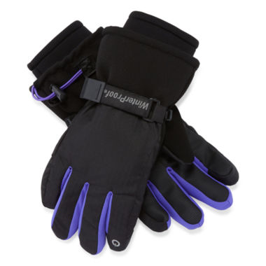 jcpenney.com | Winter Proof Girls Cold Weather Gloves-Big Kid