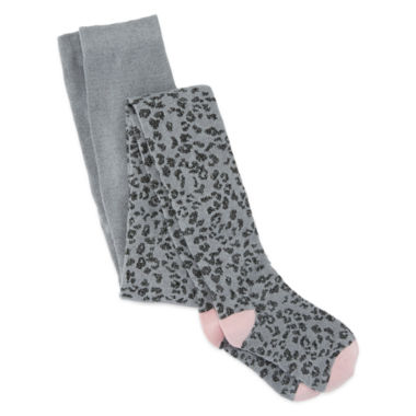 jcpenney.com | Cuddl Duds Heather Gray Animal Tight