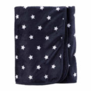 Carter's Boy Navy Plush Blanket