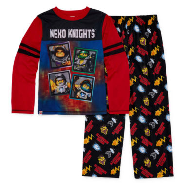 jcpenney.com | Boys Long Sleeve Lego Kids Pajama Set-Preschool