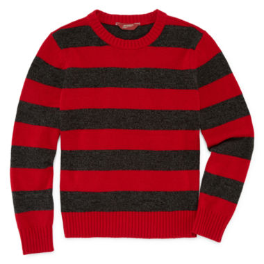 jcpenney.com | Arizona Striped Pullover Sweater - Boys 8-20