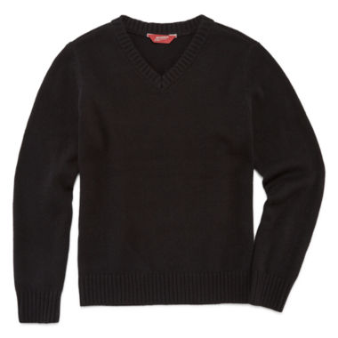 jcpenney.com | Arizona V Neck Long Sleeve Pullover Sweater - Big Kid