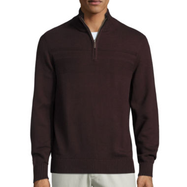 jcpenney.com | Dockers Long Sleeve Pullover Sweater