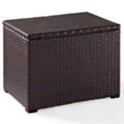 Palm Harbor Wicker Cooler