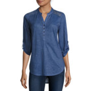 Almost Famous Tunic Top - Juniors