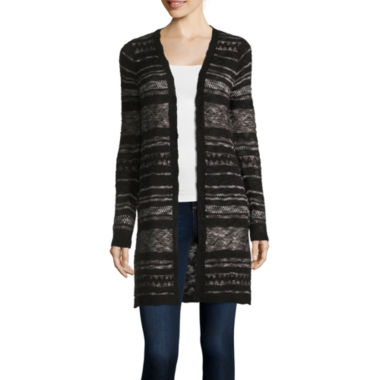 jcpenney.com | It S Our Time Long Sleeve Cardigan Juniors
