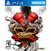 Street Fighter V Video Game-Playstation 4