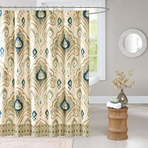 Madison Park Sabina Shower Curtain