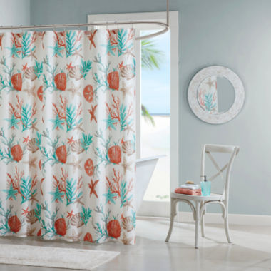 jcpenney.com | Madison Park Pacific Grove Shower Curtain
