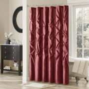 Madison Park Carmel Shower Curtain