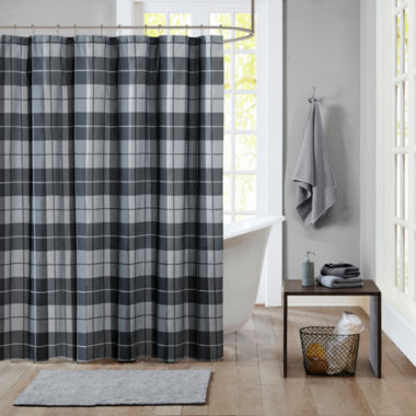 jcpenney.com | Intelligent Design Hunter  Shower Curtain